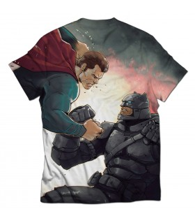 batman v superman  all over printed t-shirt